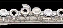 曲列式長笛