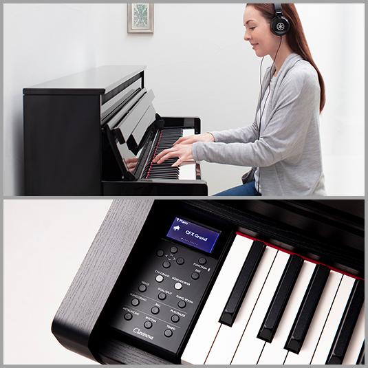 YAMAHA CLP735數位鋼琴
