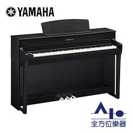 YAMAHA Clavinova CLP-745 B 數位鋼琴