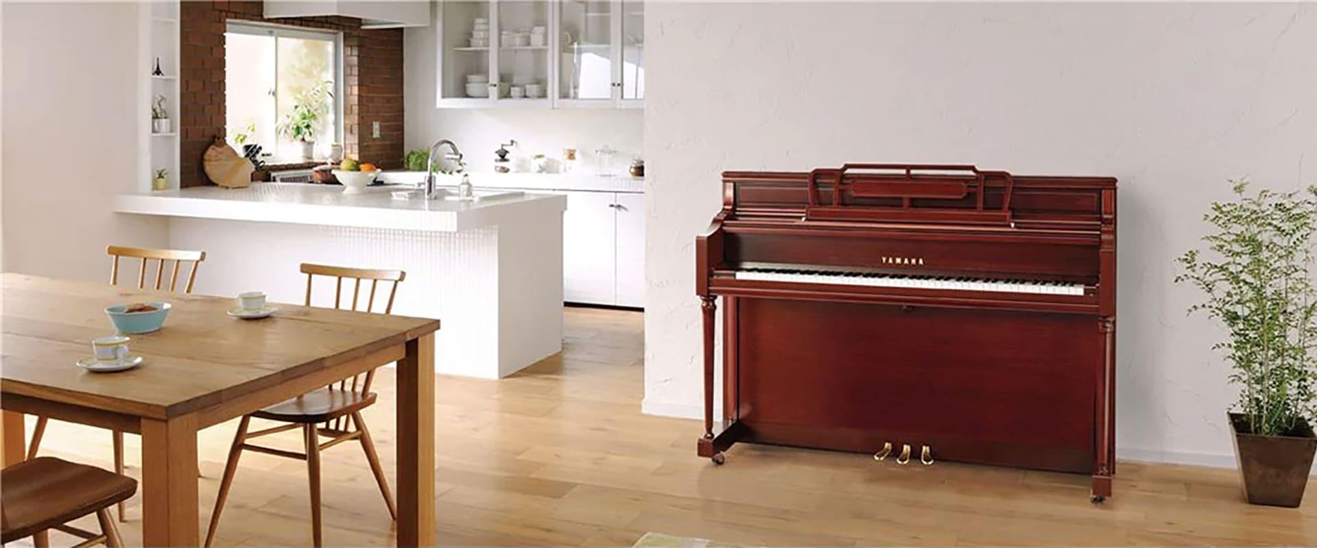 YAMAHA M2 SDW 直立鋼琴 【居家風格完美展現】|全方位樂器